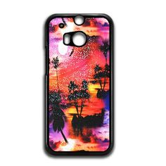 Tropical Sunset G... on our store check it out here! http://www.comerch.com/products/tropical-sunset-galaxy-htc-one-m8-case-yum10441?utm_campaign=social_autopilot&utm_source=pin&utm_medium=pin