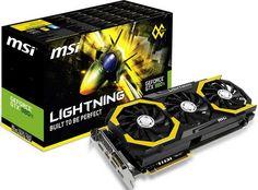 MSI revela a nova GTX 980Ti Lightning