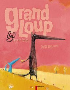 Grand Loup et Petit Loup de Nadine Brun-Cosme http://www.amazon.fr/dp/2081626748/ref=cm_sw_r_pi_dp_-qfVwb1WDTBPH