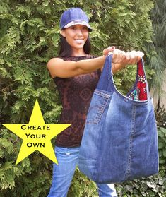 Let's co-create the ultimate purse while giving your jeans a second life! We will transform your jeans into an awesome purse while letting you help select the design. Relive those memories wh…