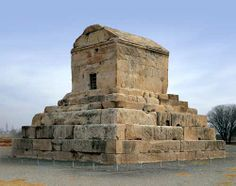 Cyrus The Great Holly Shrine
