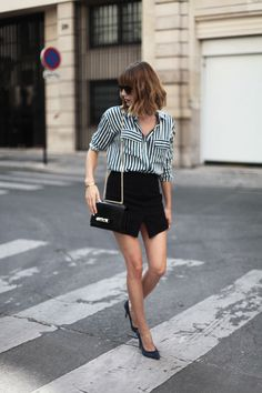 Marie from IYC : http://intoyourcloset.blogspot.fr/2014/10/bare-legs.html