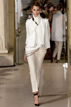 Bouchra Jarrar F/W 2013 - 2014 Couture