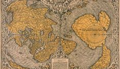 World famous Ottoman cartographer Piri Reis' 500-year-old map, apart from accurately exploring the northern coast of Antarctica, provides mind-boggling information about 2000 important ports and cities of the Mediterranean Sea, the western coasts of Europe and North Africa and the eastern coast of South America. …