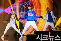 [22.02.16] Conferência de imprensa e showcase de debut - EunWoo, SanHa e JinJin