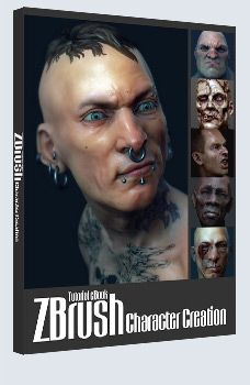 Zbrush Character Creation Author: 3DTotal.com Ltd Platform: ZBrush