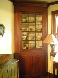 Corner Cabinet For The Dining Room