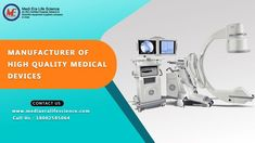 Welcome to MEDI ERA LIFE Science India-One of the leading Medical Device Manufacturer & Supplier in India. At MEDI ERA LIFE Science India, we provide you the best medical products with quality to meet the escalating demand of the clients. Our highly developed infrastructure assists us in delivering our esteemed clients with a grade product array that is widely used in the hospitals, medical centres, and other health institutions.