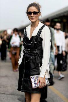 Milan Fashion Week SS17 Street Style: Day 3