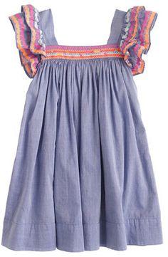 Girls' Nellystella® embellished Chloe dress