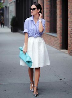 Pastels on the Street