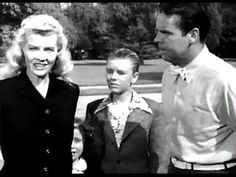 In Blondie's Reward, Dagwood is demoted to office boy because the Northside property he went out to buy turns out to be on the Southside. It Movie Cast, It Cast, Penny Singleton, Blondie And Dagwood, Popular Videos, Blondies, Friends Family, Going Out, Couple Photos