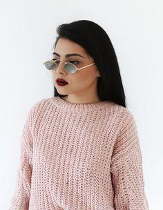 RETRO OVAL Turtle Neck, Pullover, Sunglasses, Retro, Sweaters, Fashion, Moda, Fashion Styles, Sweater