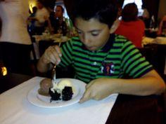 Hora do Jantar... em Vila Galé Clube de Campo