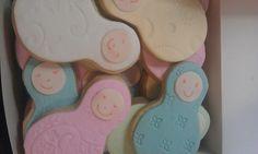 Babushka cake set, cookies by Tania's Sweet Cakes, via Flickr