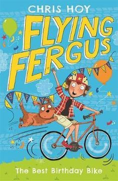 The first in a fantastically fun, magical cycling adventure series from Sir Chris Hoy. Fergus Hamilton is a boy with a big imagination. Living with his mum and grandad and his dog, Chimp, he dreams of a state-of-the-art Sullivan Swift and becoming the most brilliant boy cyclist in the world. So when he gets a rusty second-hand bike for his ninth birthday he can't help feeling a bit disappointed. But then he discovers something amazing when he takes it for a ride.
