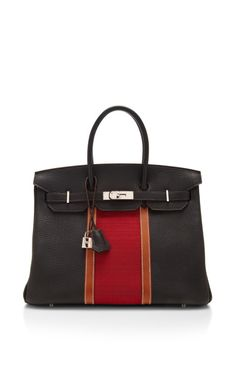 Hermes 35C Limited Edition Barenia Club Birkin by Heritage Auctions Special Collections - Moda Operandi