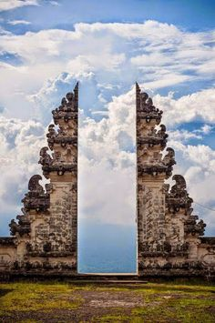 The Gate of the Sky~Indonesia