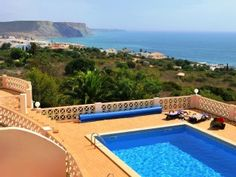 Spectacular panoramic ocean views from your balcony