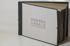 My Graphic Design Portfolio by Andrea Casale, via Behance