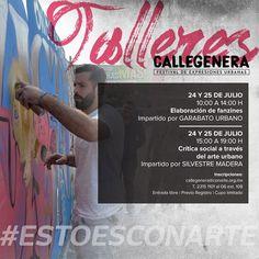 #CALLEGENERA2017 Cada día estamos más cerca asegúrate de separar tu lugar! #Julio2017 #EstoEsCONARTE