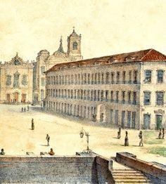 O Rio de Janeiro de Antigamente: Arco do teles