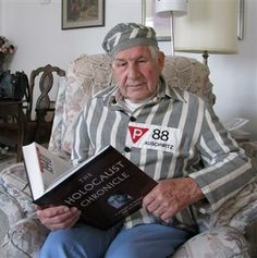 This is Sigmund Sobolewski. He was the 88th prisoner to enter into Auschwitz. Born to a Catholic family in Poland, Sobolewski was an officer in the Polish Army when Germany invaded the country. He would survive the initial invasion only to be arrested for his father's anti-Nazi activities. Only 17 years old when he arrived at Auschwitz on the very first transport to the fledgling camp in June of 1940, he would spend the next four and a half years there, until the camp's liberation in January…