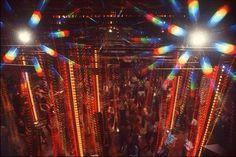 Lighting scheme at Studio 54 (1979)                                                                                                                                                                                 More