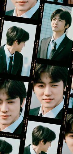I Got You Fam, Nct Dream Jaemin, K Wallpaper, Kim Hongjoong, Kpop Guys, Na Jaemin, Kpop Aesthetic, Aesthetic Photo, Bright Stars