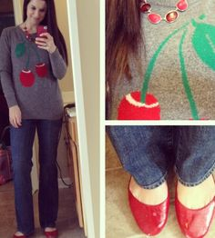 Fashion, style, thrifty fashionista, outfit, jewelry, clothes, Instagram emily_soto