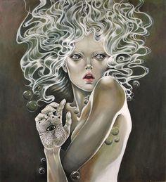 Amazing Illustrations by Martine Johanna