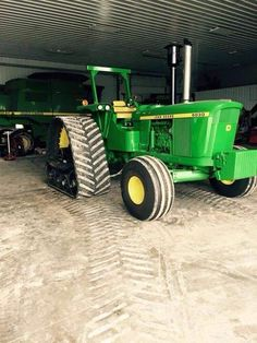 JD 6030 on tracks submitted by Samual Redman. #MuscleTractor #HeritageIron