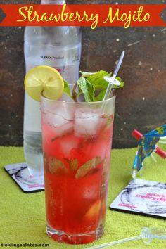 how to make virgin mojito drink at home