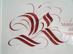 Double & Triple Letterforms (Martin Jackson: 2.5 day) — Calligraphy Northwest International Calligraphy Conference