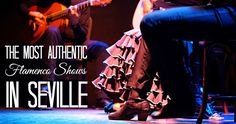 Often considered the home of flamenco, catching one of these authentic flamenco shows in Seville will ensure your visit to the city is unforgettable!
