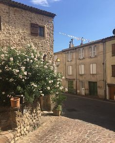 #france #bagnols #beautiful #sunny #summer #holiday #now #nofilter… Le Village, France, Mansions, House Styles, Holiday, Summer, Beautiful, Home Decor, Vacations