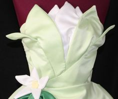 Princess Tiana CUSTOM costume from The Enchanted Cradle