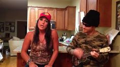 """Liz Moriondo Performs Bass Pro Parody of """"All About That Bass"""""""