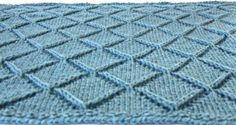 Add Texture to Your Stockinette with the Showy Decrease