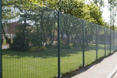 welded mesh fencing - Google Search