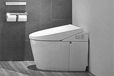 Toto Neorest550 KBIS Winner: This toilet has it all!