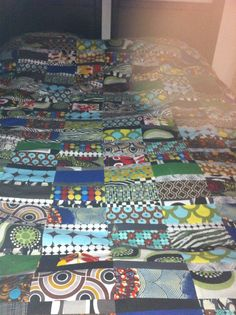 Quilt for my Cousin, Bryan Mose - 50th Birthday!