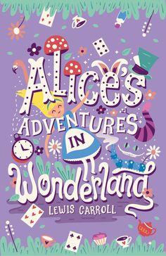 다음 @Behance 프로젝트 확인: \u201cAlice's Adventures in Wonderland - Book Cover\u201d https://www.behance.net/gallery/45662211/Alices-Adventures-in-Wonderland-Book-Cover