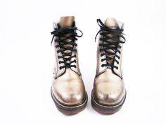 DR MARTENS Boots // Combat Ankle Boots