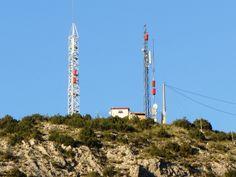 Villel de Mesa-(Antenas de telefonía en el cerro de Las Casas)