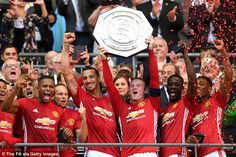 Jose Mourinho has already picked up his first trophy as Manchester United manager