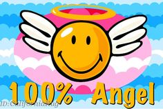 Novelty rug will brighten any playroom or bedroom Accent rug is machine-made of polyester Smiley face angel theme will add fun to any home decor Machine-made of polyester Primary Color: Yellow Pattern Smileys, Angel Theme, Emoji Characters, Novelty Rugs, Emoji Love, Emoji Images, Cool Face, Funny Emoji, 4x6 Rugs