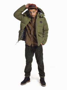 Stussy – Fall 2013 Men's Collection Lookbook   Preview