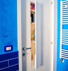 Functional door drawers by Rota-Lab