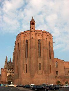 Cathédrale Ste Cécile, Albi, France